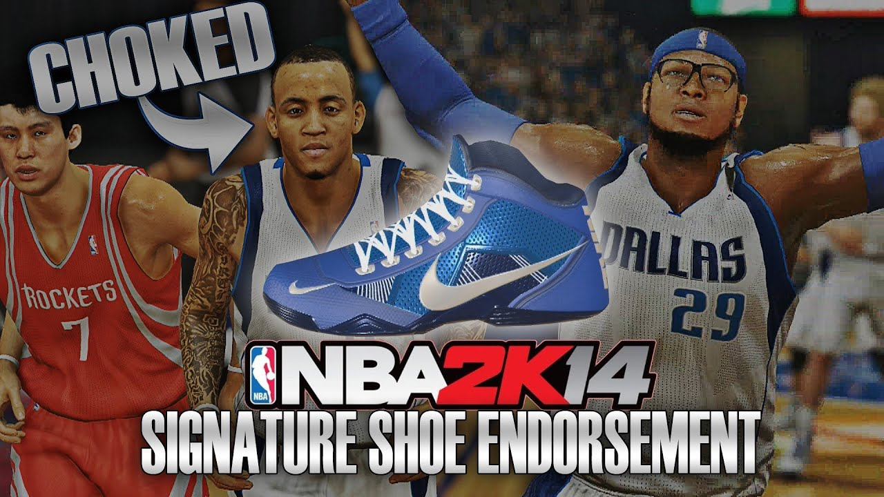 Nba 2k14 Next Gen Shoes
