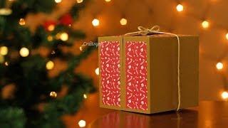 Cajita desarmable para regalo // Hazlo tu mismo