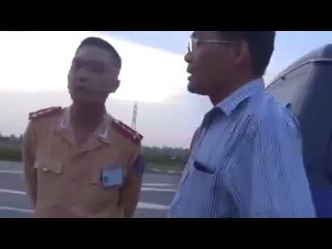 CSGT |  Màn Đối Đầu Giữa Csgt Hải Phòng  Với Thanh Tra Giao Thông