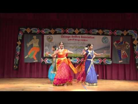 "CAA - First Anniversary  - Mar 18th 2017 - Item-28 - ""Madhava"" Annamacharya Keertana"