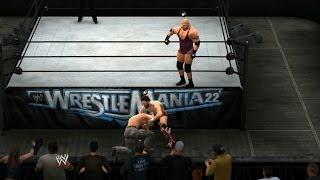 The Big Guy vs #YesMovement vs Rated-R - WWE 2K15 Audio Improvement (WWE2K14 ONLINE)