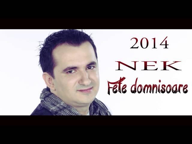 NEK - FETE DOMNISOARE 2014