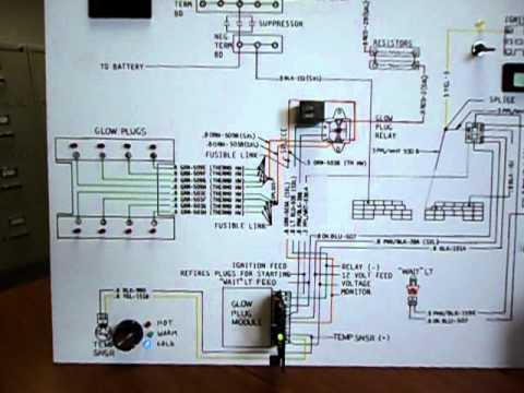 m1009 glow wiring diagram m1009 free engine image for user manual