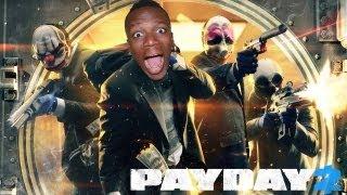 KSIOlajidebt Plays Payday 2 (Jewelry Store Heist With