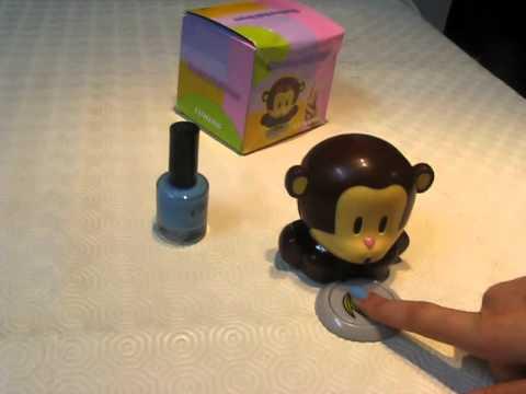Monkey Nail Drayer
