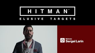 HITMAN - Elusive Target #1 Trailer (The Forger)