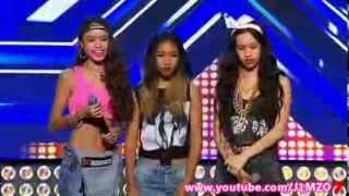 Trill The X Factor Australia 2014 AUDITION [FULL
