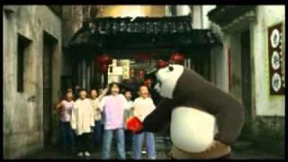 Filme Mc Lanche Feliz Kung Fu Panda 2