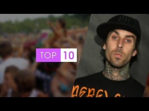 Top 10 Millionaires Punk Artist