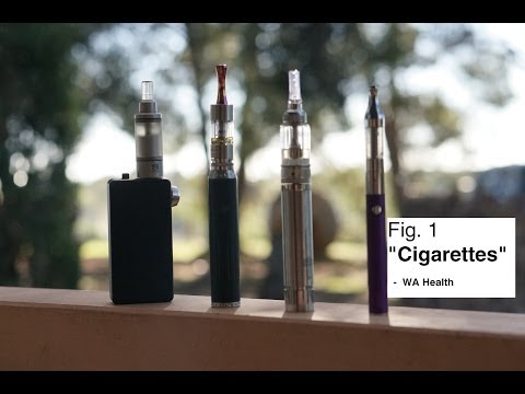 New FDA Regulations on E Cigarettes