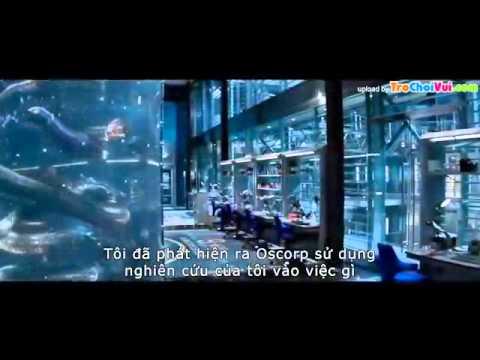 Trailer phim Người nhện siêu đẳng 2 (2014)