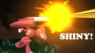 Pokemon X And Y How To Get The Four Genesect Drives (Shiny!)