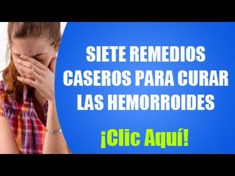 Eliminar Las Hemorroides - Siete Remedios Caseros Para Curar Las Hemorroides