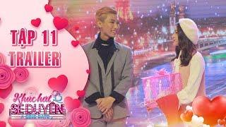 Khúc hát se duyên| trailer tập 11: Alan Thanh Điền mang thỏ lên sân khấu tỏ tình Ngọc Nguyên