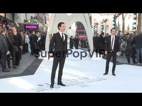 Benedict Cumerbatch at the Star Trek Into Darkness -  UK ...