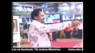 Fraudster T.B Joshua Caught Editing Videos