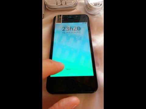 iPhone 5C Réplica Perfeita com Android IOS7 (Pronta Entrega)