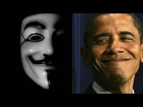 Anonymous - Message to Barack Obama
