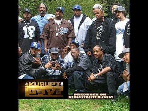 KURUPT's LIMITED EDITION GTV2 (DVD & CD) FEAT. SNOOP DOGG!