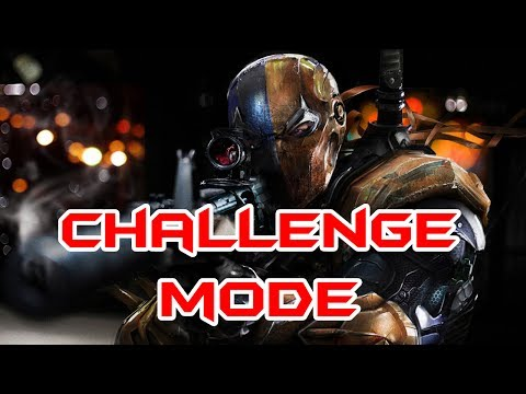 Challenge mode is back! This time as Deathstroke we try a new, harder mode and show off the gadgets that Deathstroke has, and how to make effective use out of them!  We also manage to rack up an insanely high score by our normal standards!  Thanks for watching, have a good day!