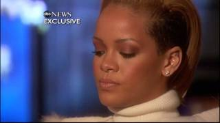 Rihanna Breaks Her Silence About Chris Brown Saga | ABC News Exclusive | ABC News