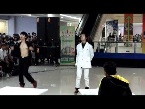 Dancing Machine (cover) Minho OMG SHINee-Super Junior Bonamana-Lucifer Remix on OLID 4