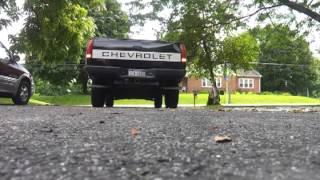 1994 Chevy K1500 5.7L V8 Flowmaster Super 10