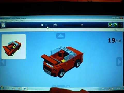 Лего машина своими руками
