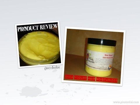 Alikay Naturals Shea Yogurt Review