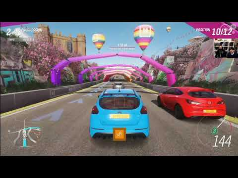 FORZA HORIZON 4 - Bienvenue Louise - LETSPLAIE [EP#1]