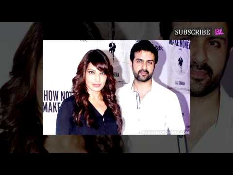Bipasha Basu's Happy Family Dinner With Harman Baweja