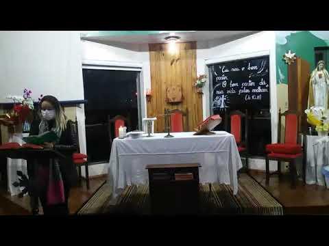 Santa Missa | 27.04.2021 | Terça-feira | Padre Francisco de Assis | ANSPAZ