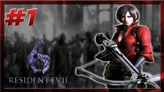 [+18] Resident Evil 6 ★1 Ada Wong Capitulo 1 10
