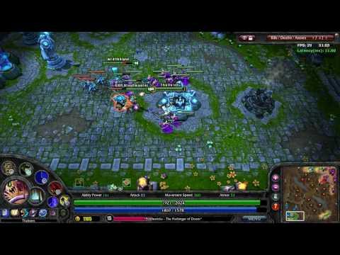 Бой GOA vs GamingXP