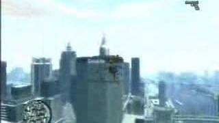 GTA IV Jetpack Cheat