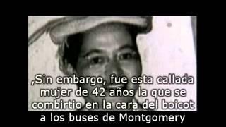 ROSA PARKS Desobediencia Civil Y Derechos Civiles