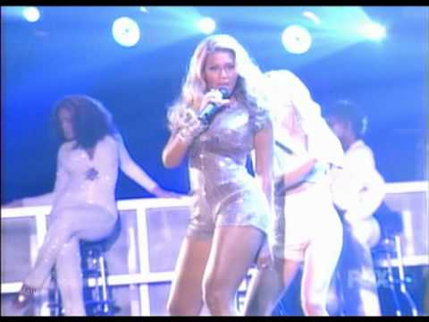 Beyoncé - Naughty Girl (Live @ Fashion Rocks)