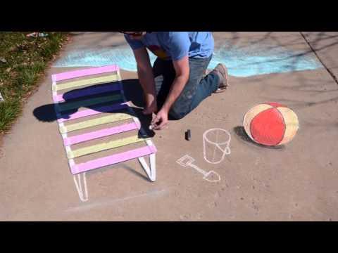 Kredy od Crayoli na lato