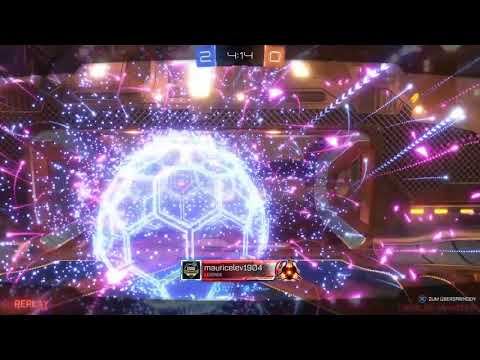 Rocket League my best goals