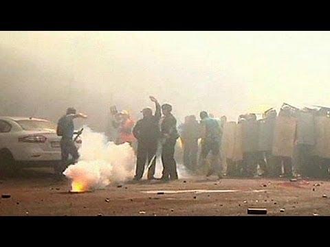 Ukraine: violent clashes in Odessa - no comment