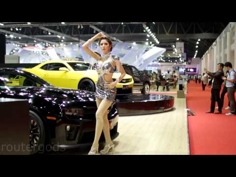 Bangkok Motor Show 2014 - Wiz Auto Sales model