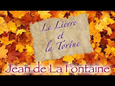 Le Lièvre et la Tortue (fable de La Fontaine)