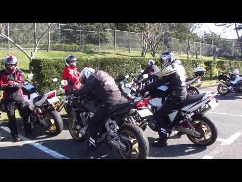 CB1300SBで 御前崎~浜名湖ツーリング(チーム旅)