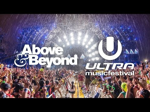 Above & Beyond Live At Ultra Music Festival Miami 2014