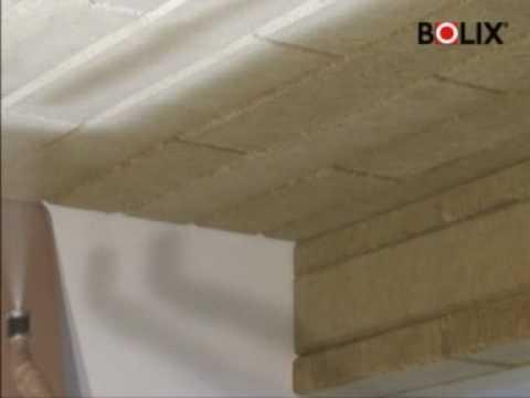 Bolix - ocielanie stropów - Izostrop