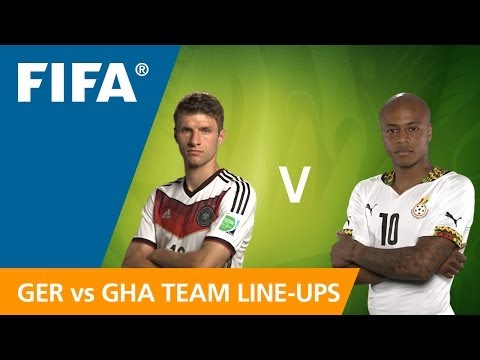 Germany v Ghana - Who will win? COMMENT BELOW