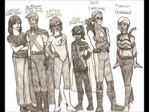 Gender bender~ cartoons and comics