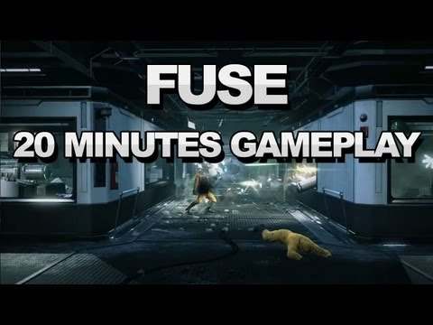 Fuse - 20 Minutes Gameplay Video (HD 1080p)