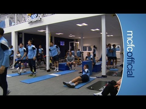 PLAYERS WATCH THE UCL DRAW | City Today | 16 December