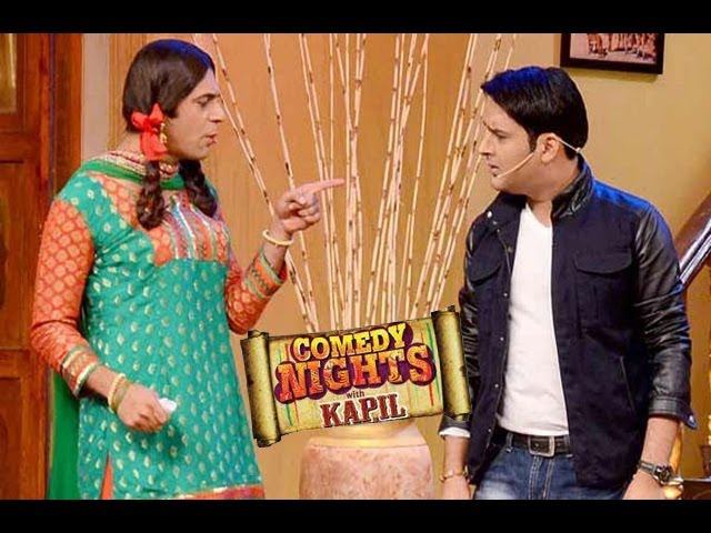 Kapil Sharma SUPER HAPPY To Get GUTHHI Back On COMEDY NIGHTS WITH KAPIL